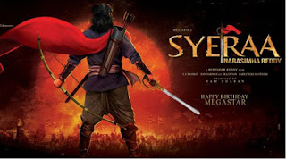 Mega Star Sye Raa Movie Updates