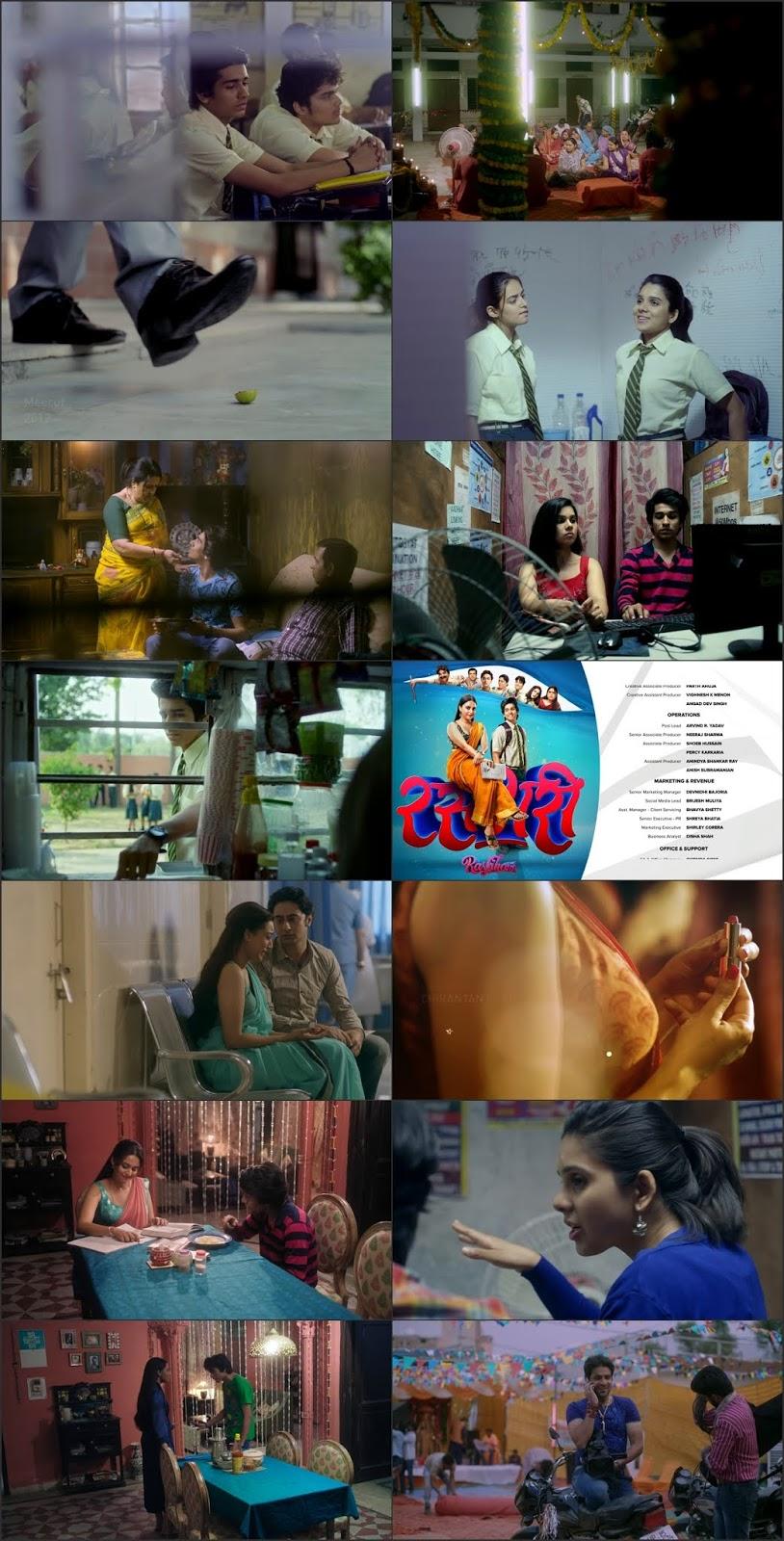 Rasbhari 2020 HDRip 600MB Hindi Complete S01 Download 480p