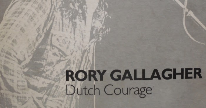 Rock Anthology Rory Gallagher Dutch Courage 1984 Flac