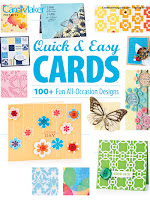 I have 6 Cards in the Spring Special Newsstand Edition of CardMaker Magazine! :)