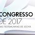 Senhor do Bonfim: NÃO DESISTA! - Este é o tema do congresso de 2017 das Testemunhas de Jeová.