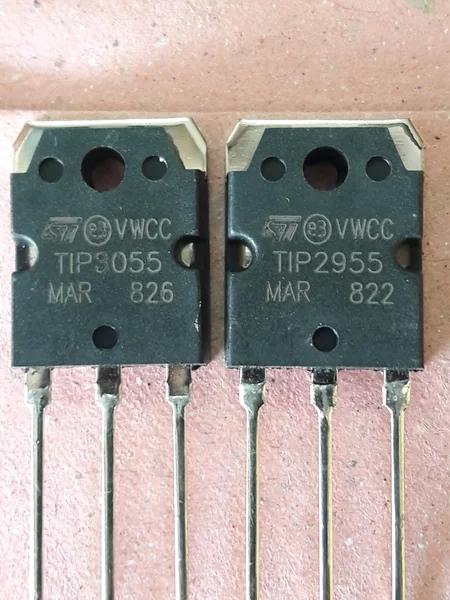 Cara Mengetahui Jenis Transistor NPN atau PNP - Mas ikhin ...