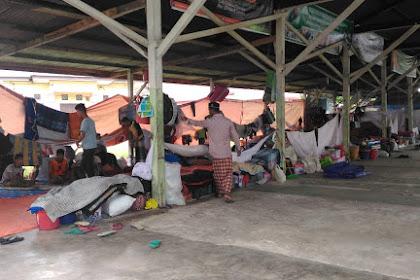 Kabéh Jibalap Awak Rohingya di Bireuen, Dari 76 Droe, Meusidroe Tan Lé Eunciet