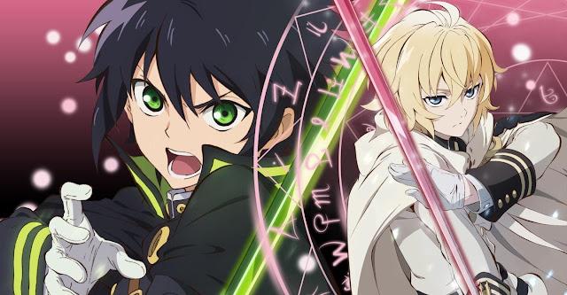 Manga Owari no Seraph ha vendido más de 11 millones de copias