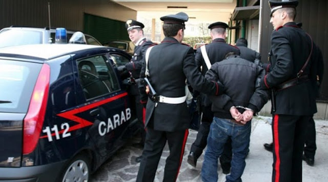 Two Albanians who stole cars and rob houses in Italy are arrested
