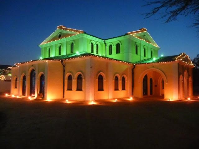 jirgha hall