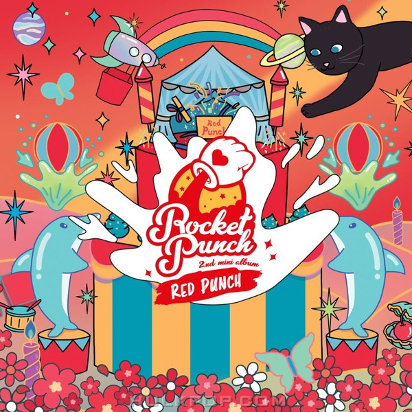 Rocket Punch – RED PUNCH – EP (FLAC + ITUNES IMATCH AAC M4A)