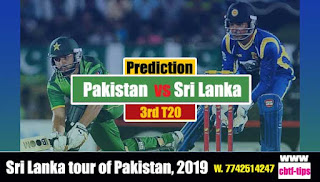 SL vs Pak 3rd T20 Astrology Match Prediction Today Reports
