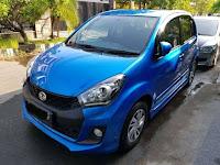 Harga Dan Fisik : Brake Pad Daihatsu New Sirion 2015 (M602)