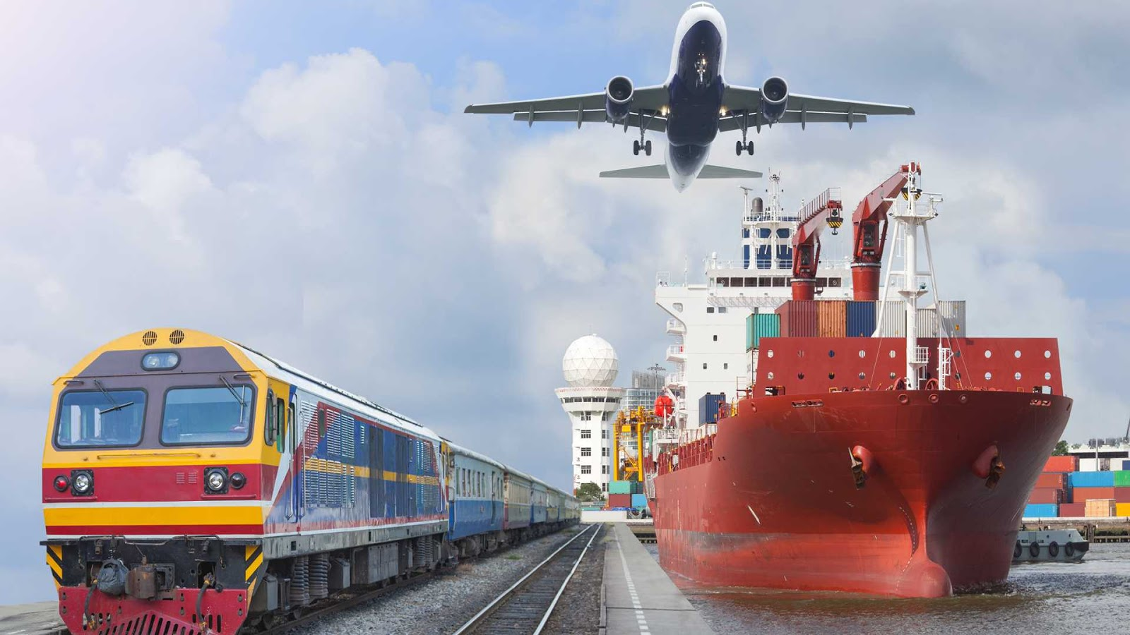 Contoh Globalisasi Di Bidang Transportasi Aneka Macam Contoh