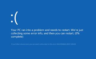 Mengidentifikasi dan Memperbaiki Blue Screen Windows
