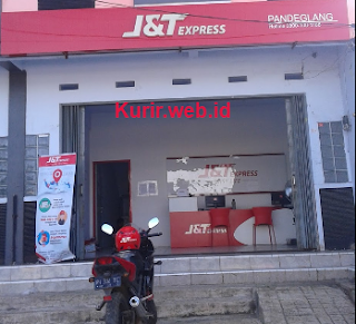 Agen J&T Express di Pandeglang