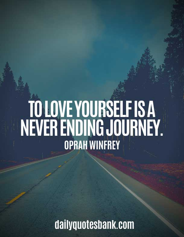Love Quotes About Journey and Destination