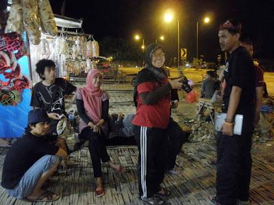 Hari Pertama Kopdar 1000 Blogger Nusantara