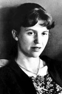 Sylvia Plath-Admonition