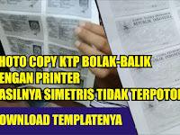 Cara Fotocopy KTP Bolak Balik di Printer Epson L3110 Teknik Scan Print d...