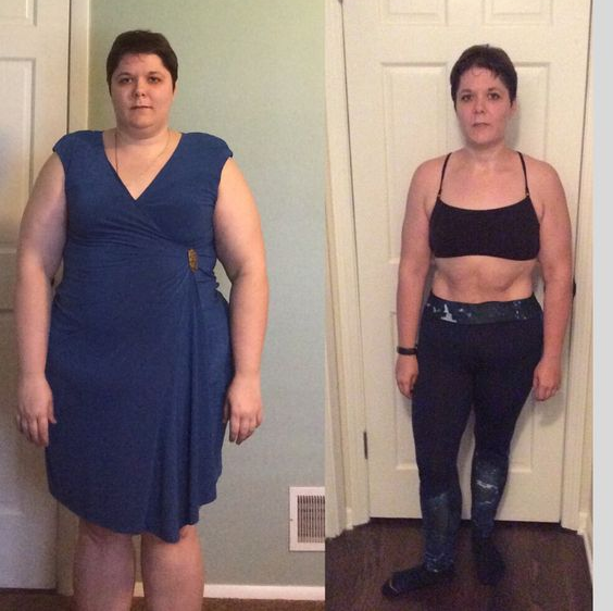 Weight loss, I lost about 65/70 pounds