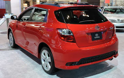2017 Toyota Matrix Future Review and Price