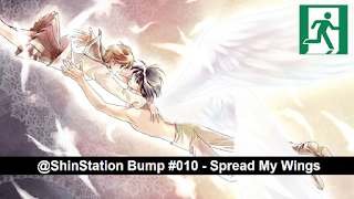 #010 - Spread My Wings - The Vision of Escaflowne - Spread My Wings