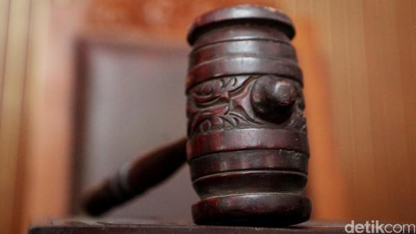 Jadi Kurir 25 Kg Sabu, Taufik Hidayat Dituntut Hukuman Mati
