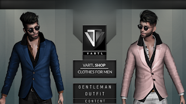 GENTLEMAN OUTFIT V2