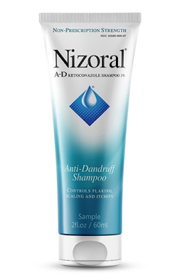 FREE SAMPLE of Nizoral A-D Anti-Dandruff Shampoo