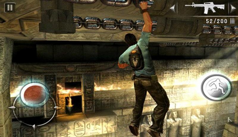 رواخيرا تحميل لعبة shadow guardian hd للاندرويد + حل مشكل شاشة صغيرة على هواتف الكبيرة