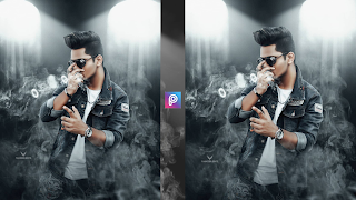 Smoking Background Download for picsart Photoshop