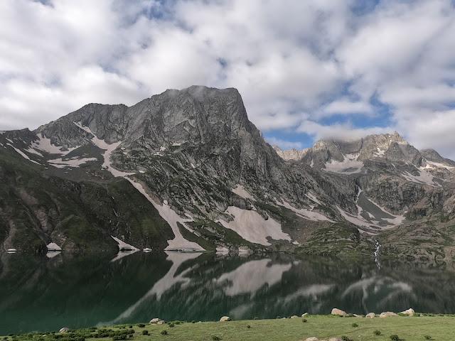 How To Do Kashmir Great Lakes Trek Vishnusar