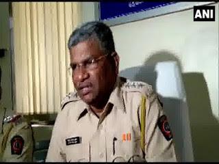 Deepak Kundal, Assistant Commissioner of Police, Agripada. (Photo: ANI)