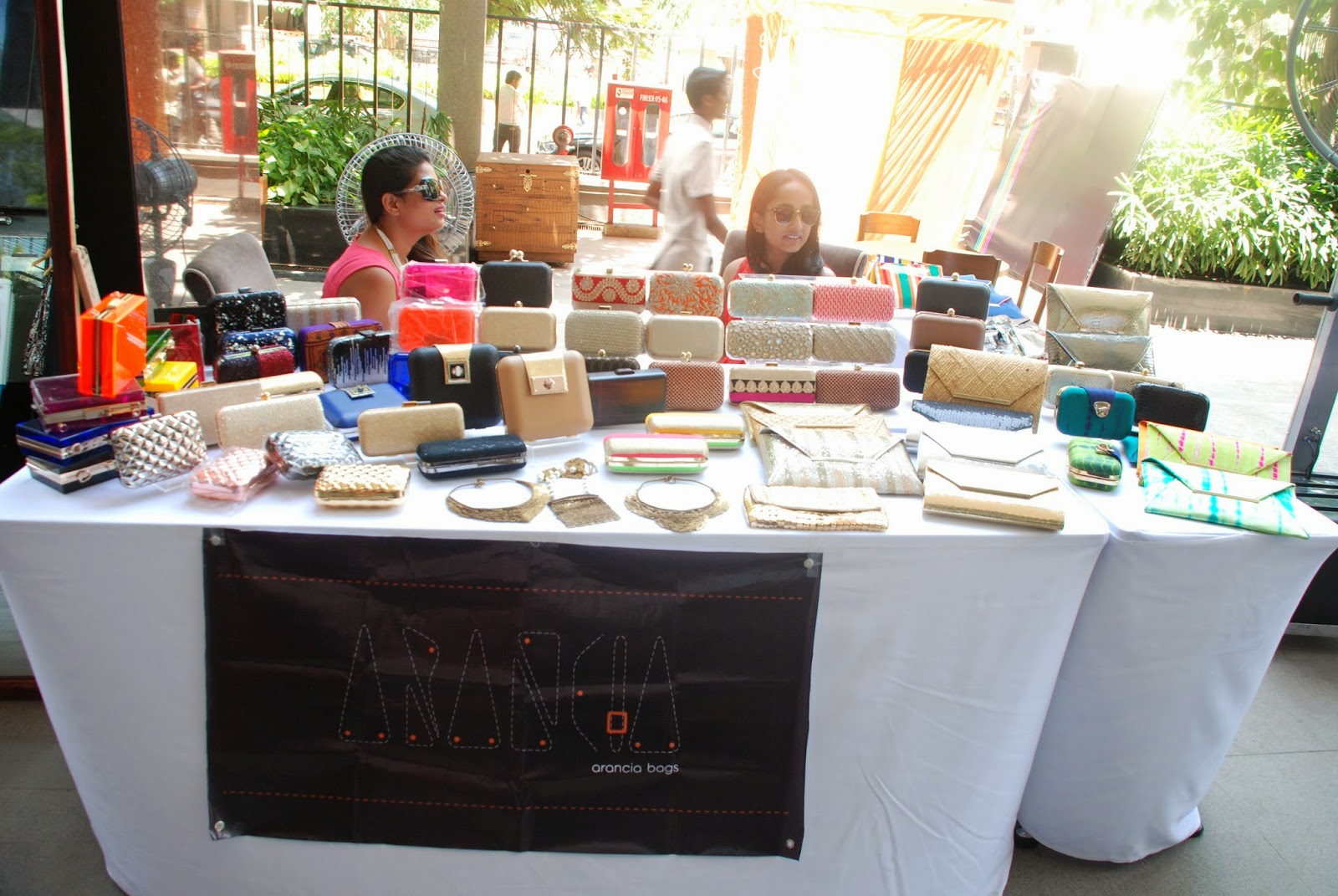 Arancia Bags at Couture & Canvas Brunch at Sofitel,BKC
