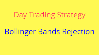 Bollinger bands trading strategy for intraday trading