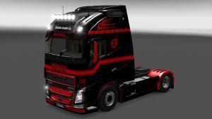 Lindemann skin for Volvo 2013