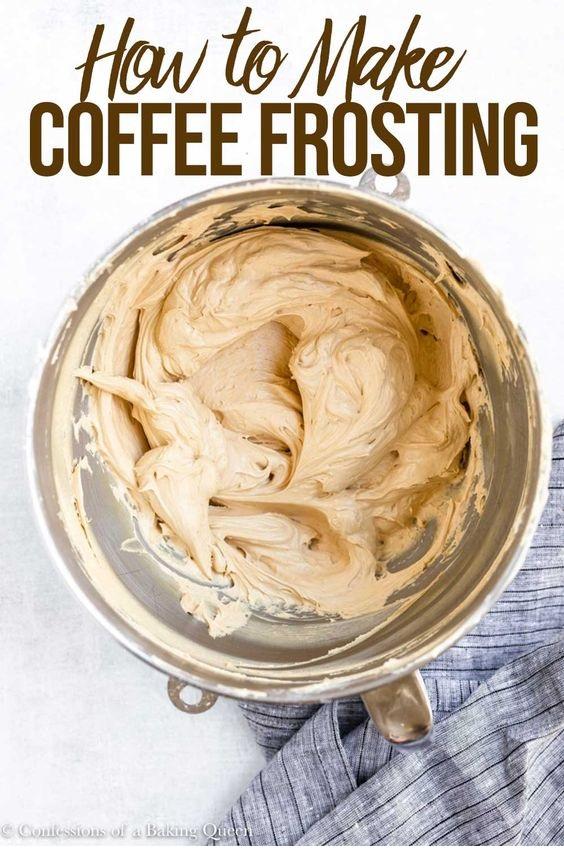 Coffee Buttercream