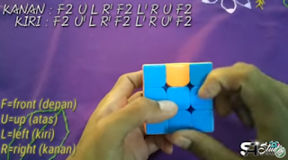 Rumus Rubik 3x3 Terakhir