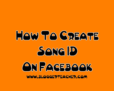 how-to-make-song-name-id-on-facebook