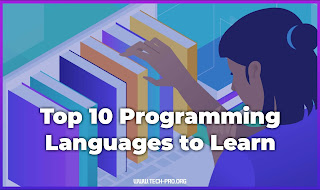 Top 10 Programming Languages to Learn in 2021