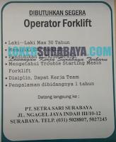 Lowongan Kerja Surabaya Juli 2019 di PT. Setra Sari Terbaru