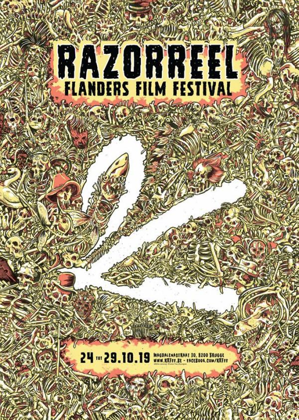 razor reel flanders film festival
