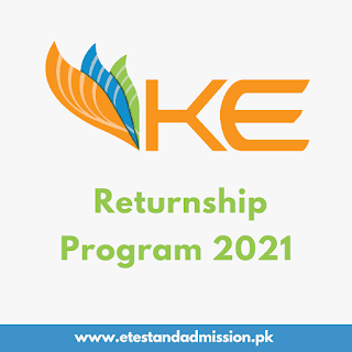 K Electric Returnship Program 2021