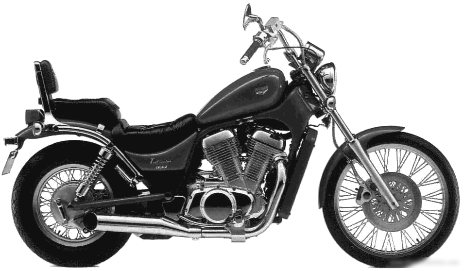 Owners And Manual Electrical Wiring Diagram Suzuki VS800 Intruder