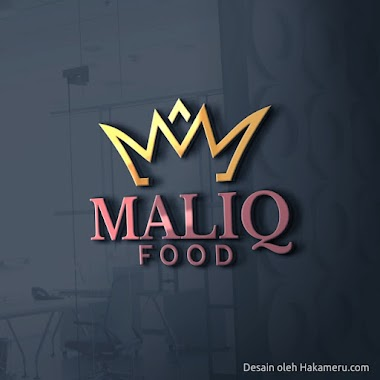 Redesain Logo Untuk Usaha Kecil UMKM Kuliner MALIQ FOOD
