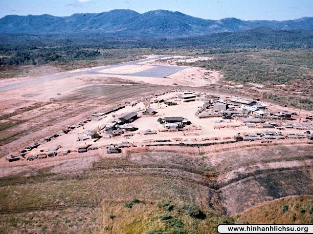 Trại Lực lượng Đặc biệt Bến Hét (Kontum)