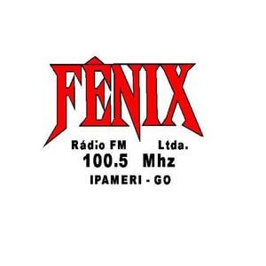 Ouvir agora Rádio Fênix FM 100.5 - Ipameri / GO