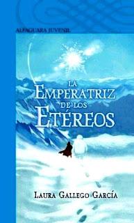 Reseña: La Emperatriz de los Etéreos de Laura Gallego García