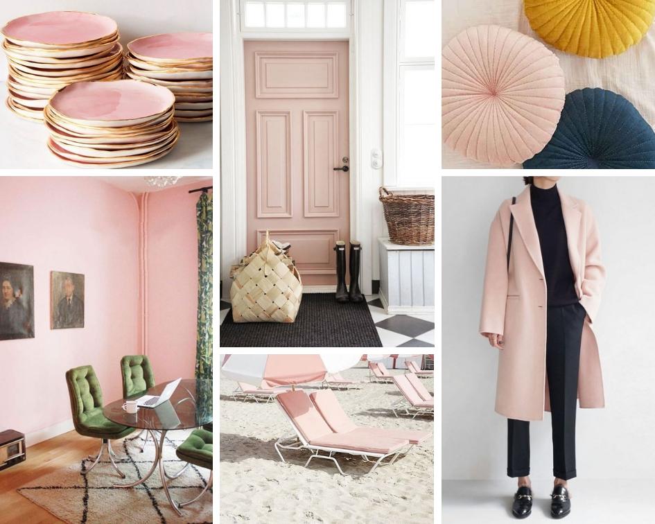 Fotos inspiración color rosa