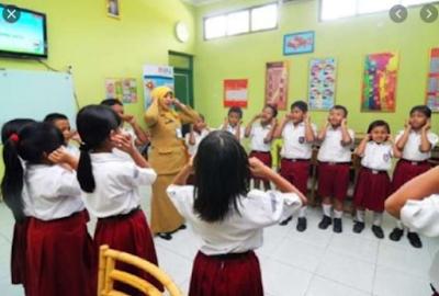 Tidak sembarang Orang Bisa Jadi Guru, Apalagi Menjadi Guru SD