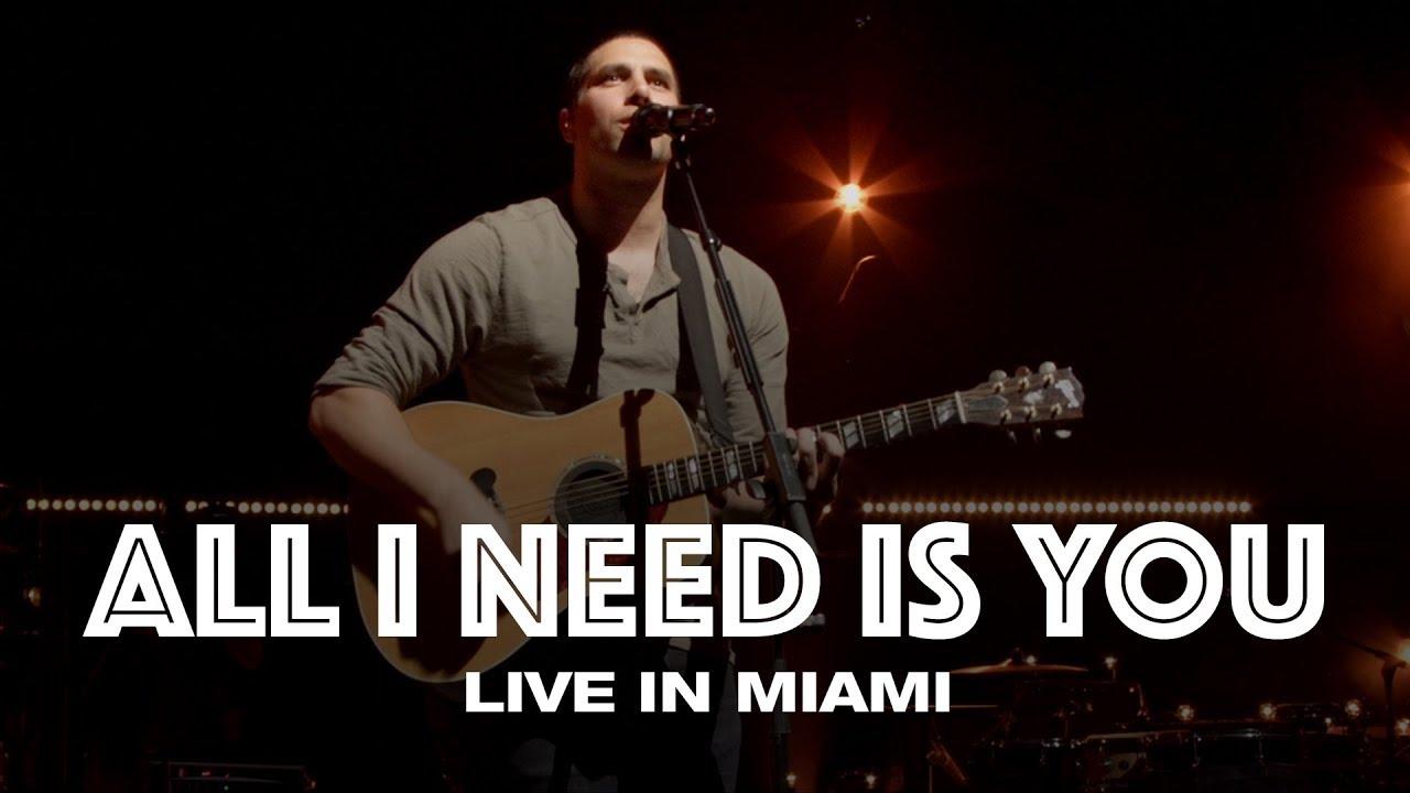 All I Need Is You Lyrics