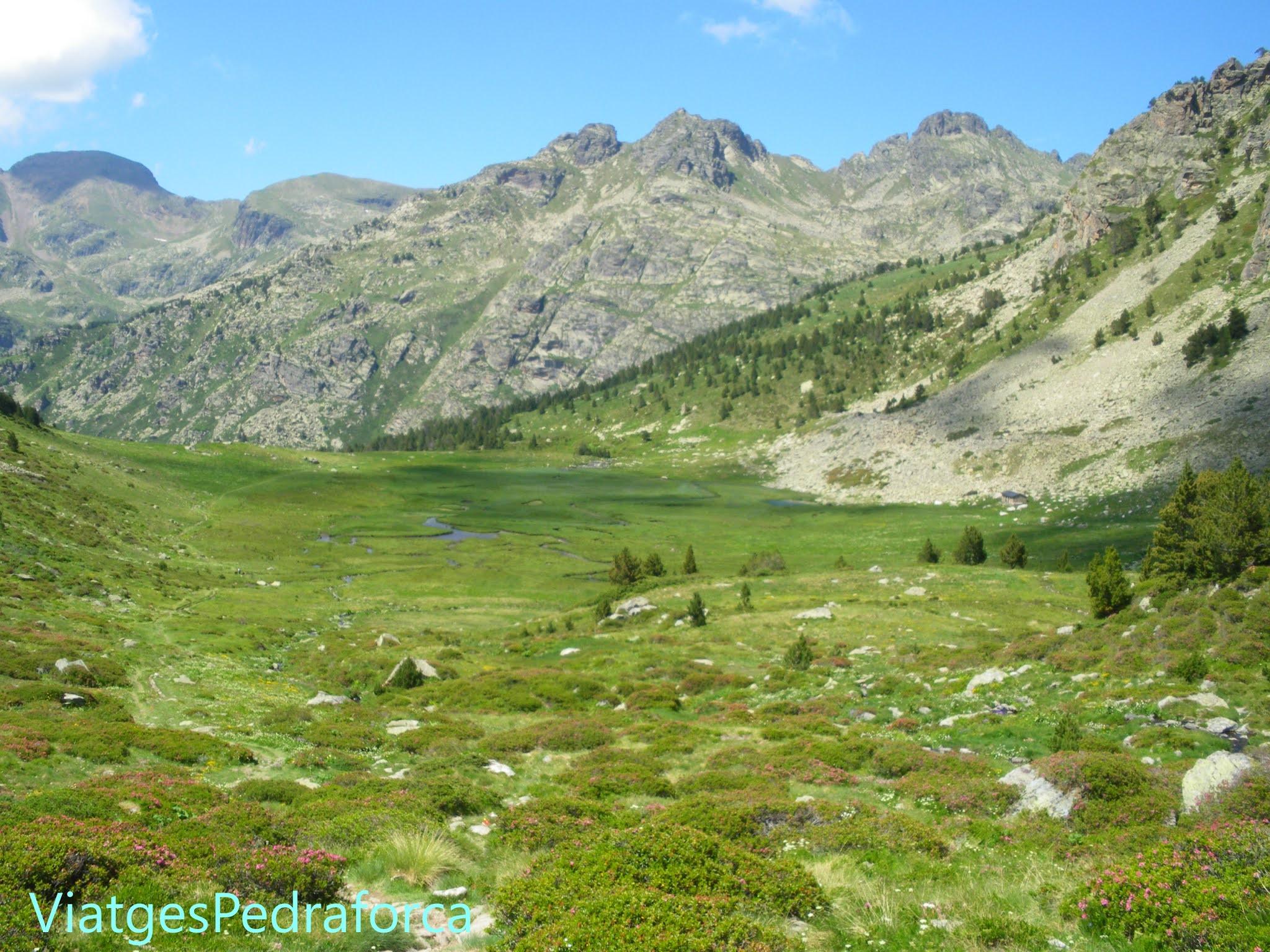 Basses del Siscaró, Andorra