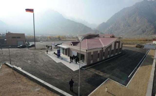 Armenia actualizará el paso fronterizo de Irán
